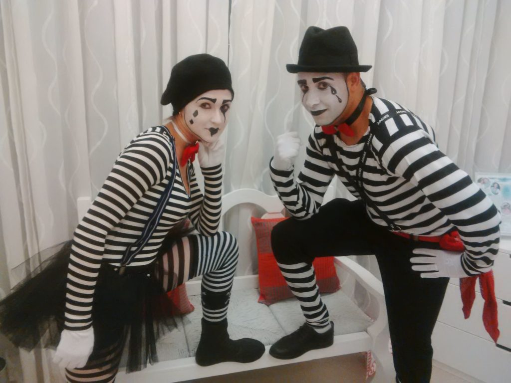 mime show