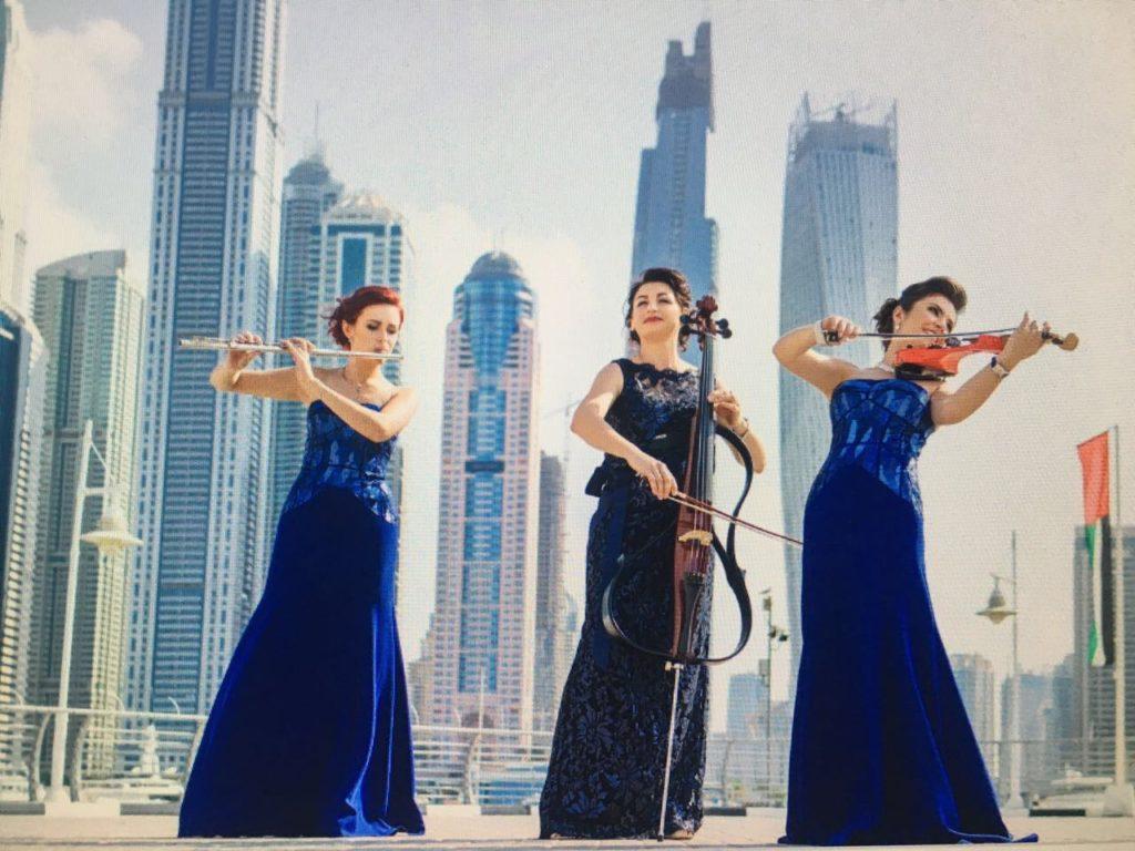 3. Classical trios