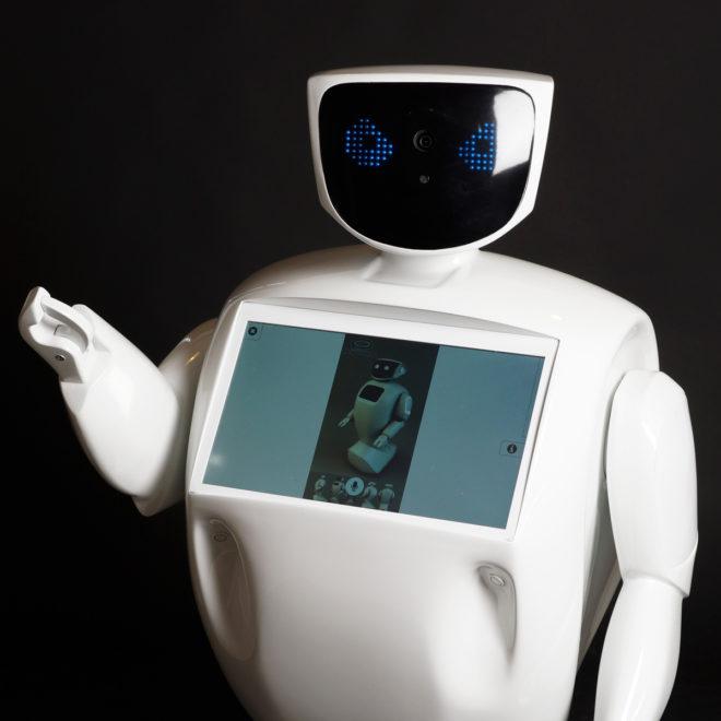 robot promoter VAN (1)
