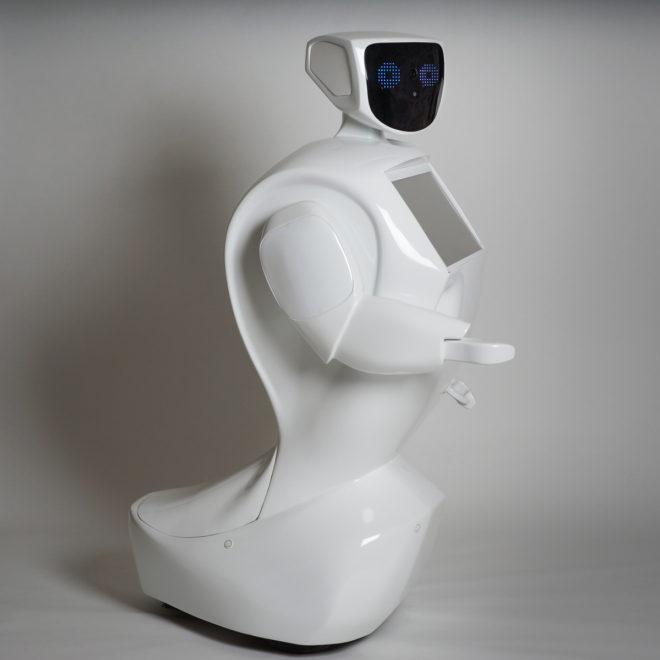 robot promoter VAN (2)